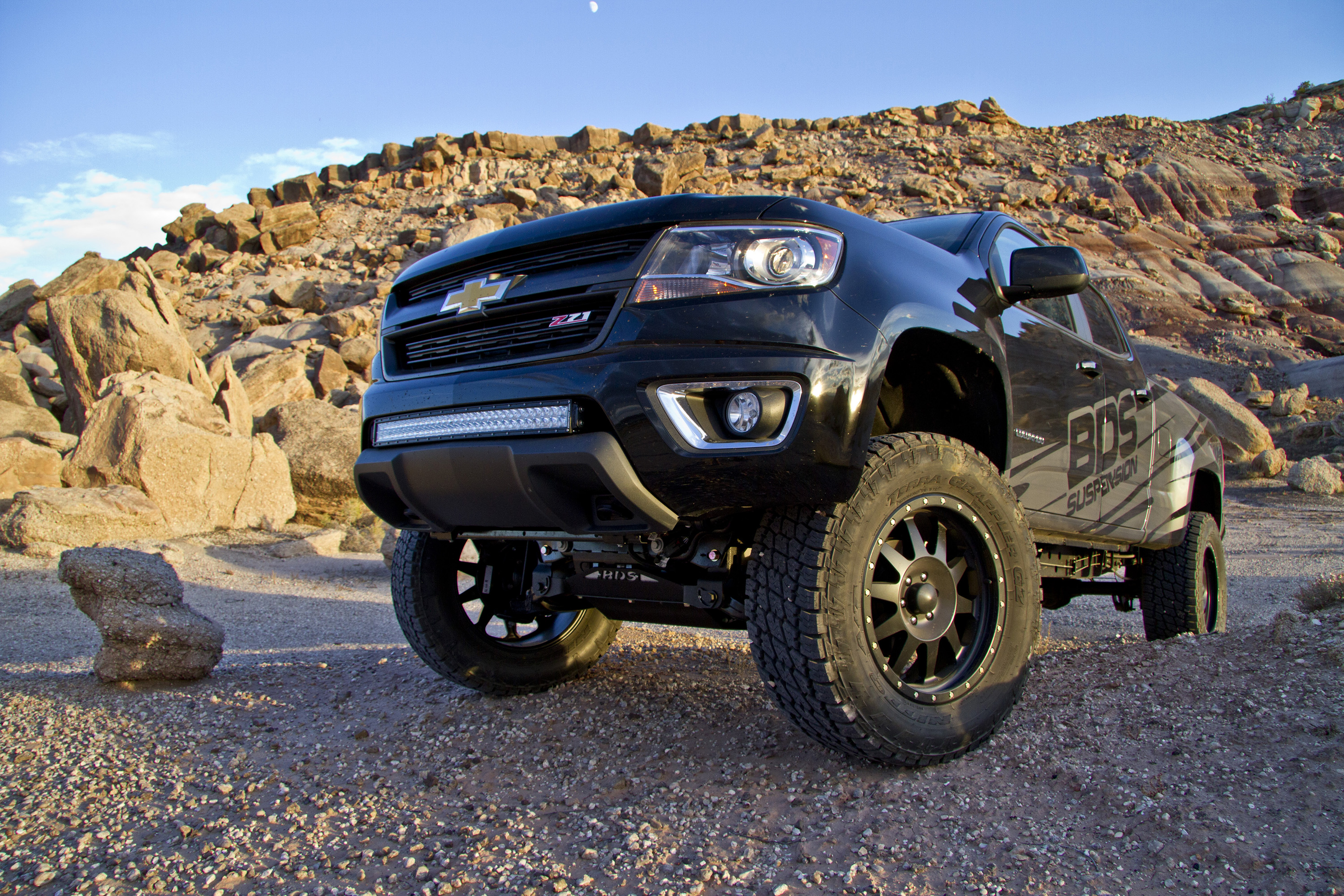 new product announcement #221: 2016 colorado/canyon lift kits   bds  bds suspension news