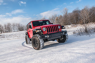 Jeep Wrangler JL Lift Kit