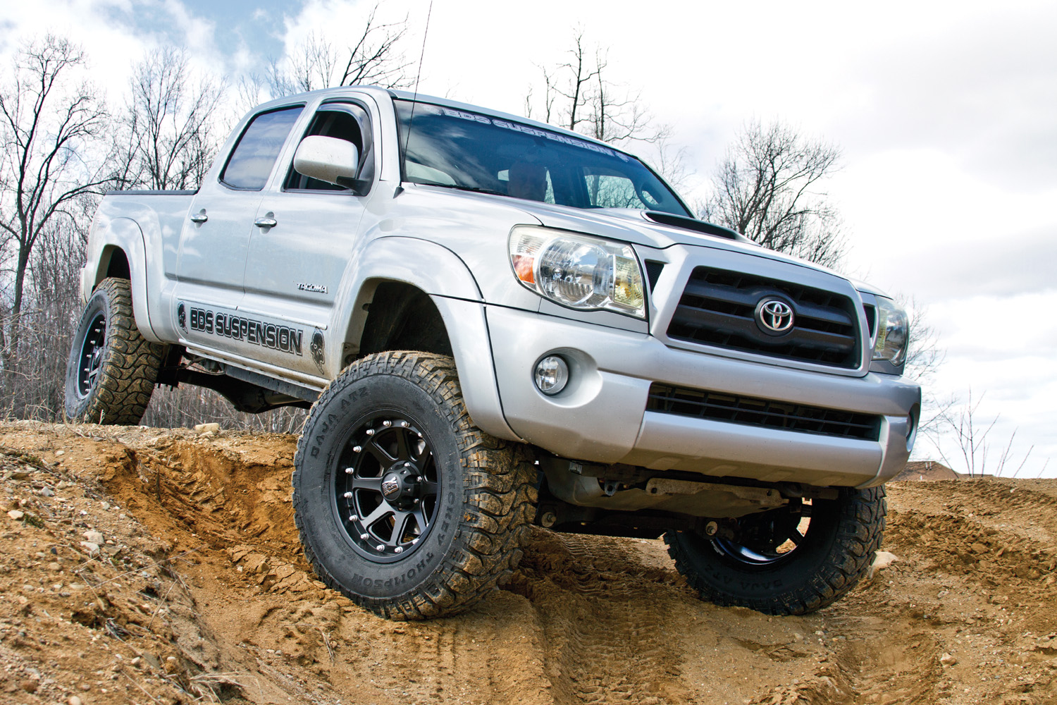 "Lifted 2017 Tacomas >> PR #126: Fox 2.5"" Remote Reservoir Coil Over Tacoma Lift Kits"