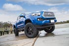"Toyota Tacoma with BDS 6"" Suspension System"