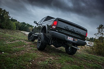 """RAM Power Wagon with BDS 4"""" Lift Kit"""