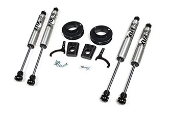 "2"" Leveling Kit - Air Ride RAM 2500"