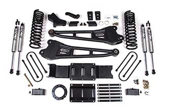 "4"" Radius Arm Lift Kit"