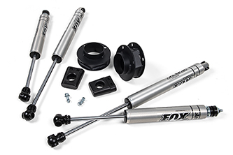 Ford Ranger Leveling Kits from BDS Suspension