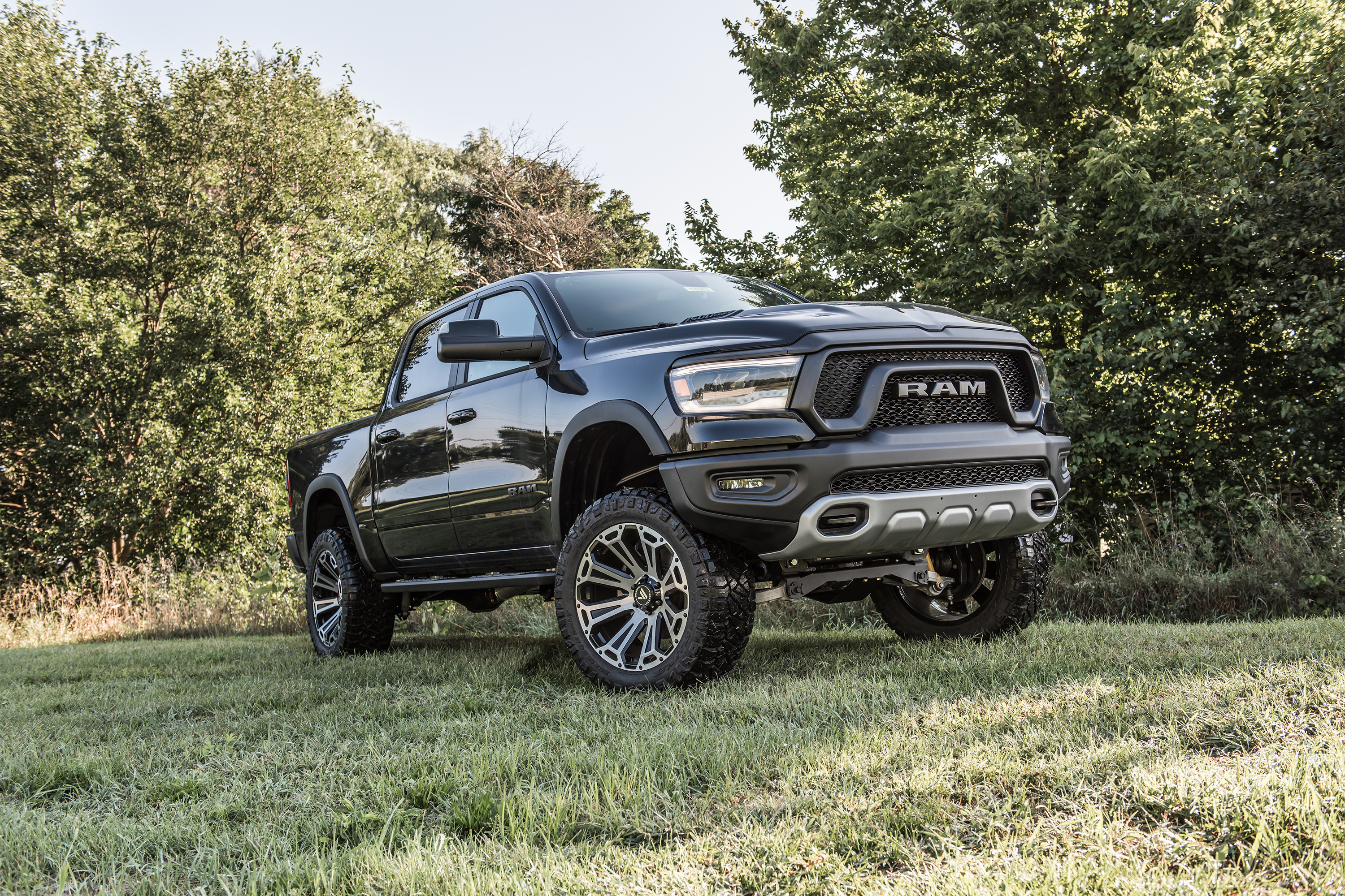 "2019 RAM Rebel with BDS 6"" Lift Kit"