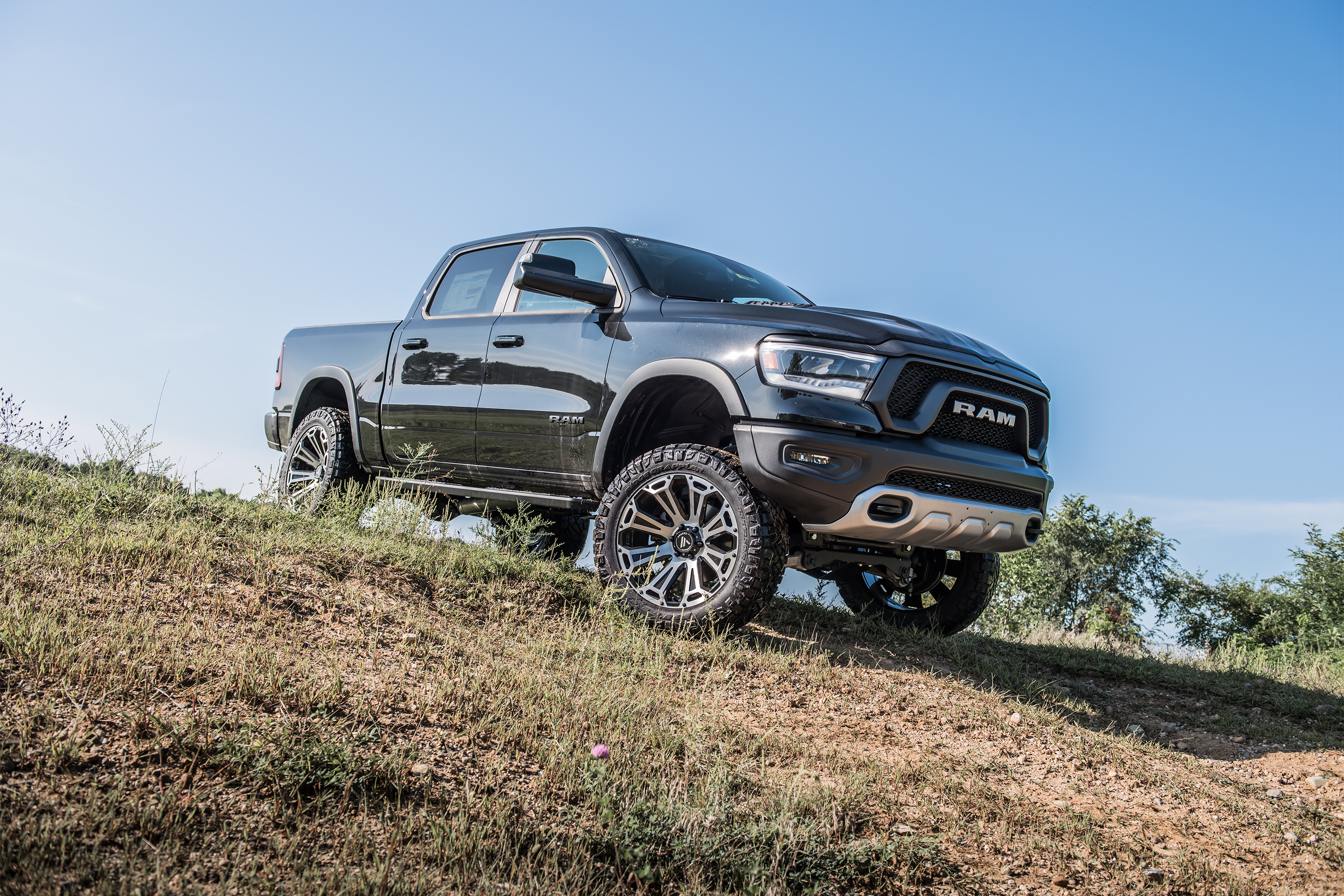 2019 Dodge Ram 1500 6 Lift Kits By Bds Suspension
