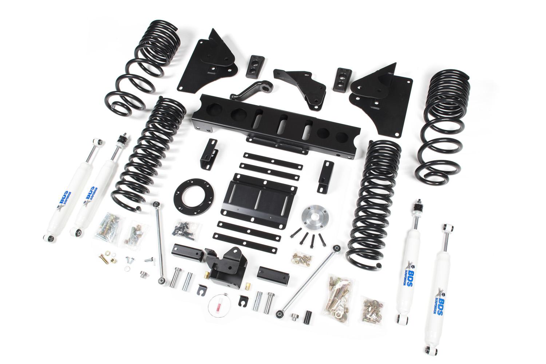 Ram 2500 4 6 Standard Lift Kits