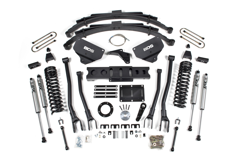Bds Pr214 8 4 Link Kit For 2013 2015 Ram 3500 Trucks Fender Strat Wiring Diagram Additionally Tele Besides 5 W Rear Leaf Spring