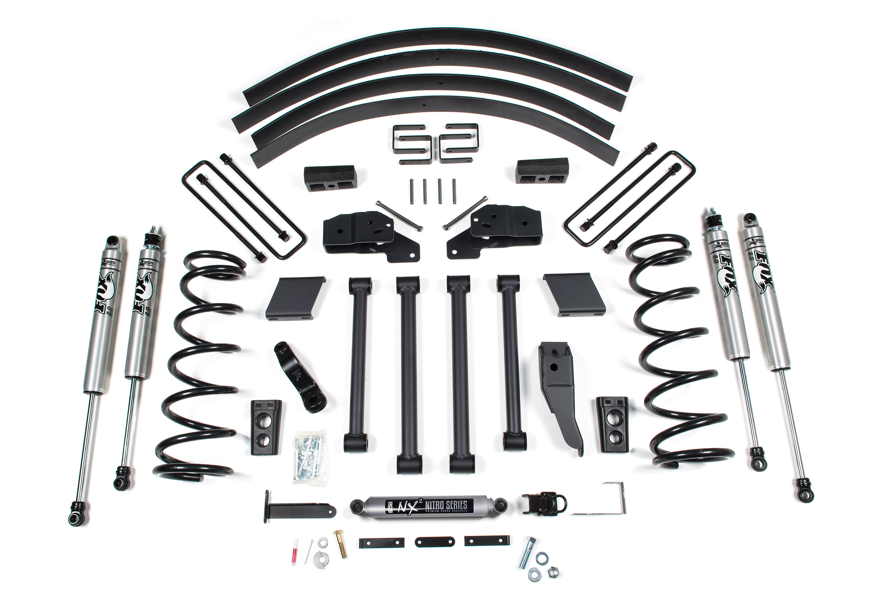 5 lift kit 2000 2002 dodge ram 3500 pickup 217h bds suspension lift kit 2000 2002 dodge ram 3500
