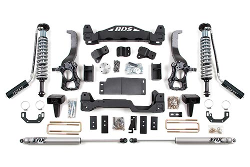 "6"" Coil-Over Suspension System 