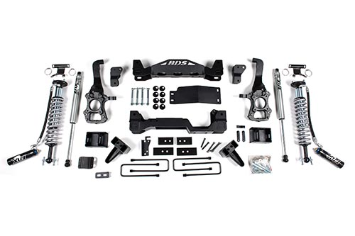 BDS Lift Kit - Ford F150