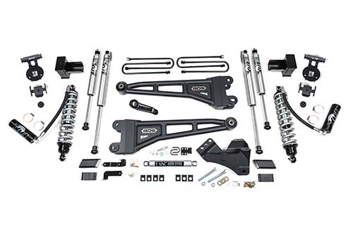 "4"" Coil-Over Radius Arm Suspension System 