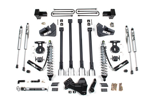 "4"" Coil-Over 4-Link Lift Kit 