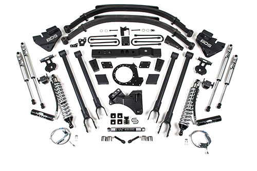 "8"" 4-Link Arm Coil-Over Suspension System 