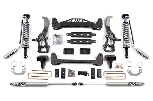 "6"" Coil-Over Lift Kit - Ford F150 2WD"