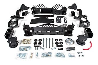 "2017-2018 Ford Raptor - BDS 4"" Lift Kit"