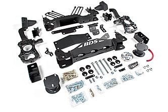 Ford Raptor Lift Kit