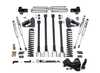 "4"" 4-Link Arm Suspension System 
