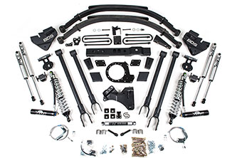 """Ford Super Duty 8"""" DSC Coilover System"""