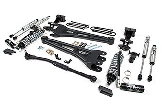 "BDS 2.5"" Coilover Radius Arm Systems"