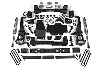 Ford Ranger Lift Kits from BDS Suspension
