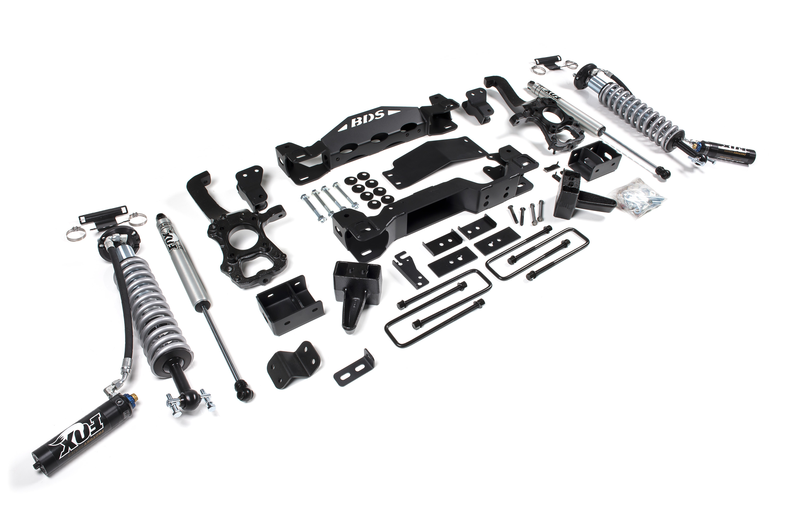 6in dsc coilover system