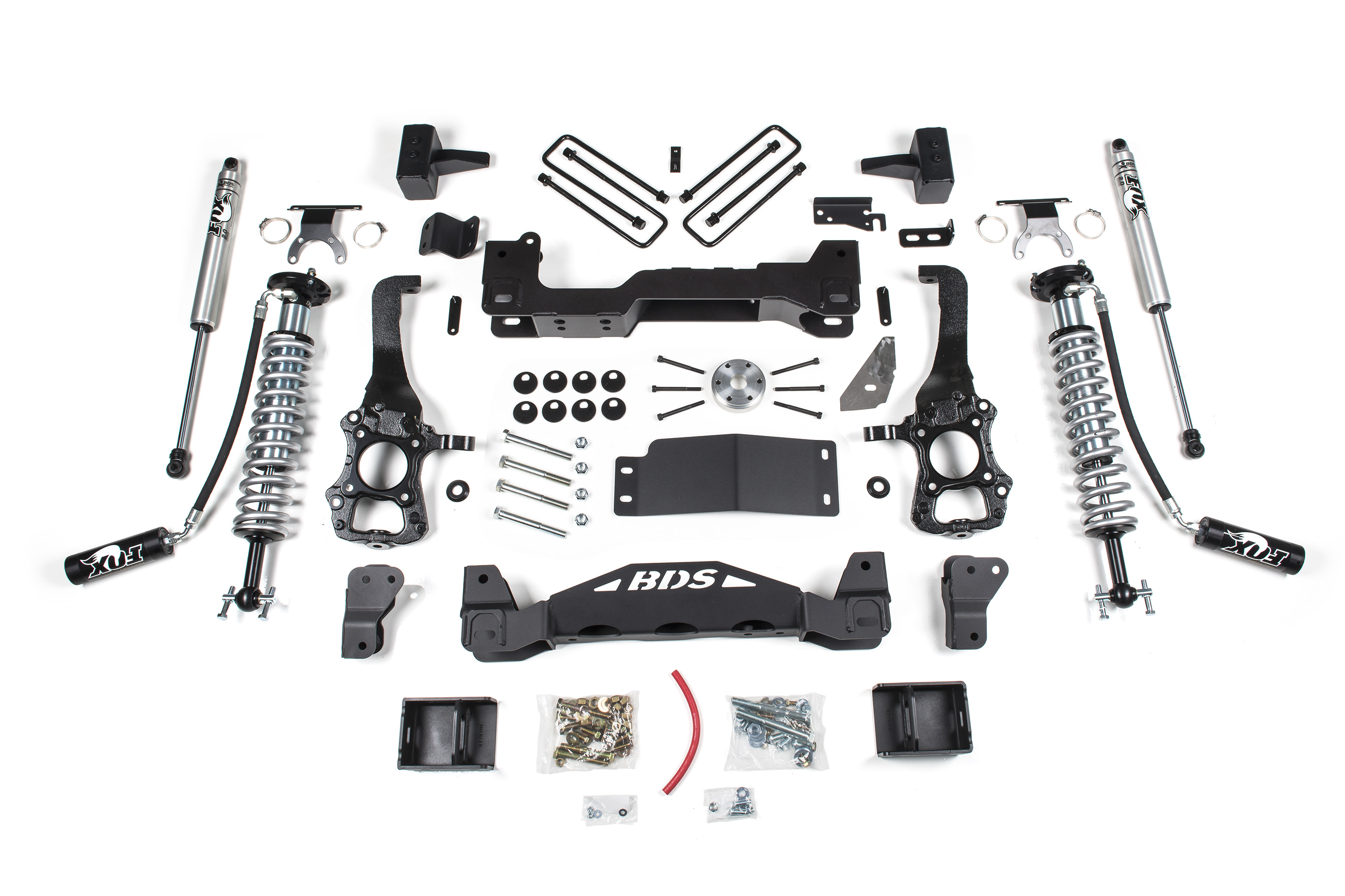 BDS New Product Announcement #220: Ford F150 4\