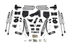 "Ford Super Duty 4"" Coilover Radius Arm Lift Kit"