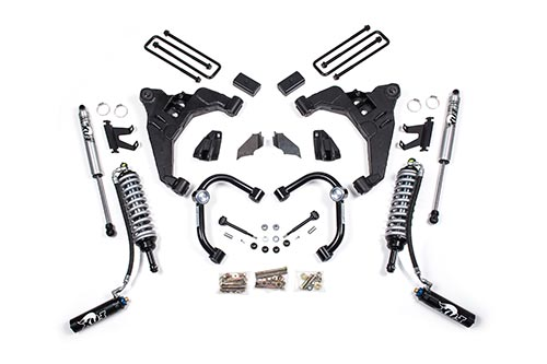"Coil-Over Conversion 2.5"" Suspension System 