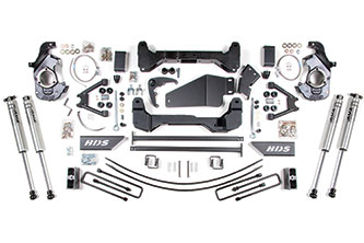 KIT SUSPENSION STEERING CHEVY K1500 4WD 88 89 90 93 NEW