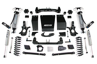 "BDS 6"" Coilover System for GM1500 SUV"