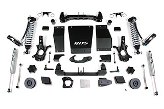 "BDS 4"" IFS Lift Kit for GM1500 SUV"