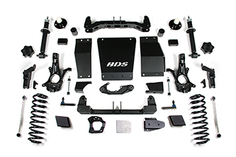 "6"" Lift Kit - Chevy/GMC SUV AutoRide"
