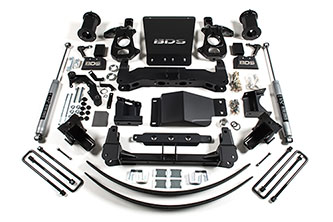 "BDS 8"" IFS Lift System"