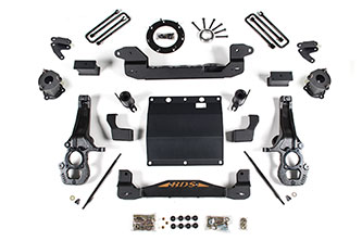 "BDS 4"" Lift Kit for Chevy Colorado ZR2"
