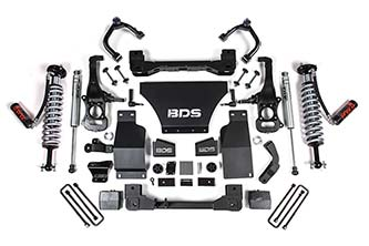 """BDS 6"""" Coilover System"""