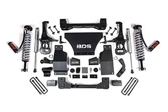 "BDS 2.5"" Coilover System"