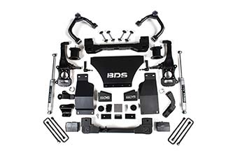 """BDS 6"""" Lift System"""