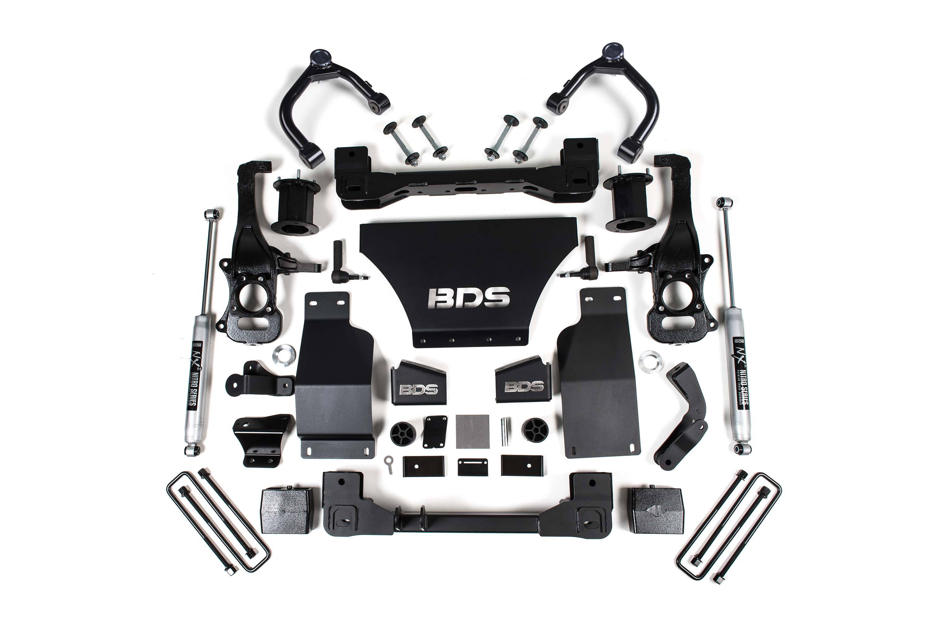 "BDS 6"" Lift System"
