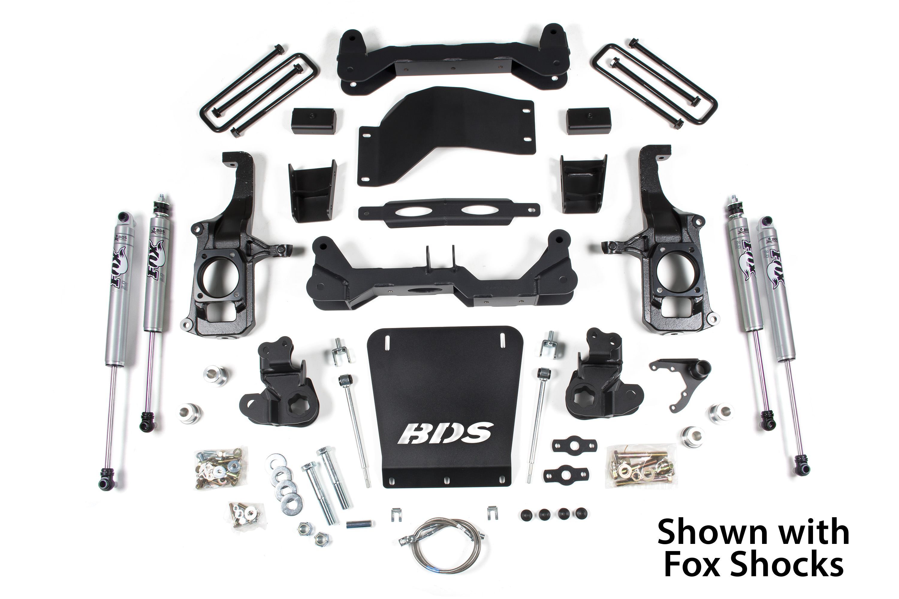 BDS Suspension 2016 Chevy/GMC 2500HD lift kits
