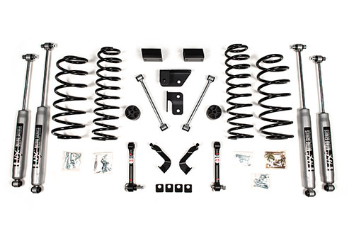 "2"" Suspension Lift Kit Jeep Wrangler JL 4dr"