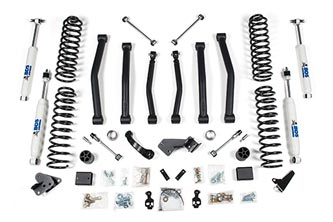 "4.5"" Short Arm Lift Kit - Jeep JK"