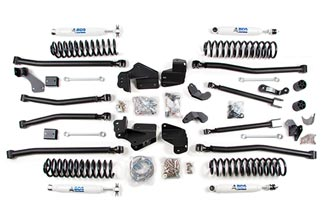 2016 Jeep JK Long Arm Kit