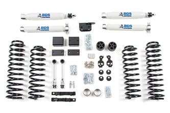 "3"" Coil Spring Lift Kit - Jeep JK"
