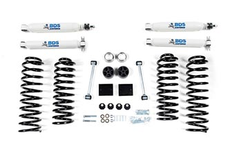 "2"" Coil Spring Lift Kit - Jeep JK"