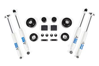 "2"" Coil Spacer Lift Kit - Jeep JK"