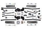 "Jeep JK 4.5"" long arm lift kit"