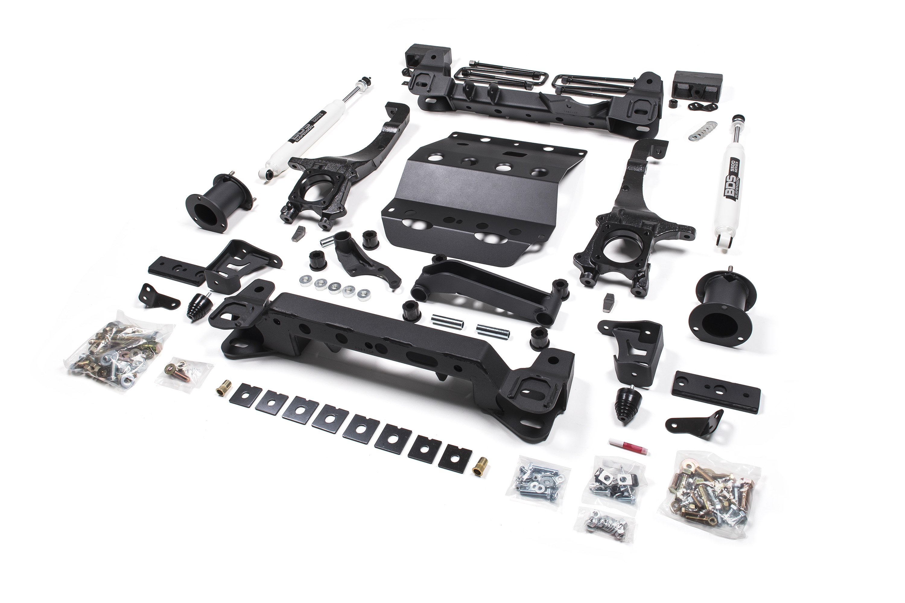 suspension system lift tacoma toyota products kit offroad zone
