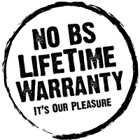 BDS Limited Lifetime Warranty Logo